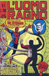 L'uomo Ragno V1 (Editoriale Corno - 1970)  -3- Lo strano Dr Octopus