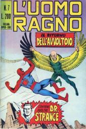 L'uomo Ragno V1 (Editoriale Corno - 1970)  -7- Il Ritorno dell'Avvoltoio
