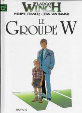 Largo Winch -2c2011- Le Groupe W
