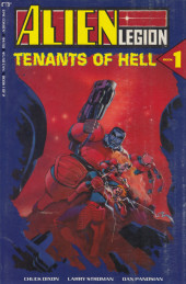 Alien Legion: Tenants of Hell (1991) -1- Alien Legion: Tenants of Hell #1