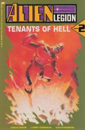 Alien Legion: Tenants of Hell (1991) -2- Alien Legion: Tenants of Hell #2