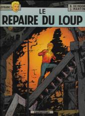 Lefranc -4b86- Le repaire du loup
