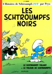 Les schtroumpfs -1e11- Les schtroumpfs noirs