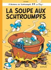 Les schtroumpfs -10b2011- La soupe aux schtroumpfs