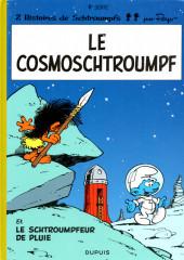 Les schtroumpfs -6d12- Le cosmoschtroumpf