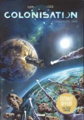 Colonisation -1Extrait- Les naufragés de l'espace