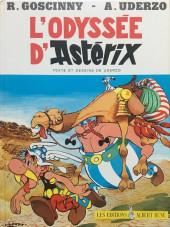 Astérix -26a1984- L'odyssée d'Astérix