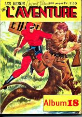 Les héros de l'aventure (Classiques de l'aventure, Puis) -Rec18- Album N°18 (du n°52 au n°54)