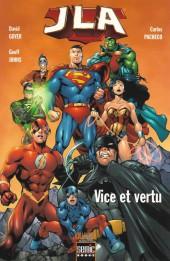 JLA (Semic Books) - Vice et Vertu
