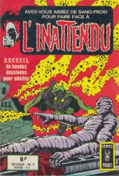 L'inattendu (Arédit) -Rec3245- Album N°3245 (n°01 et n°02)