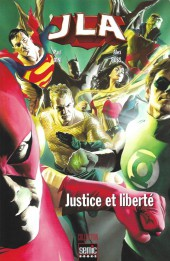 JLA (Semic Books) - Justice et liberté