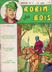Robin des bois (Jeunesse et vacances) -3- Les Chasseurs de fantômes
