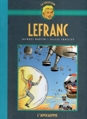 Lefranc - La Collection (Hachette) -10- L'apocalypse