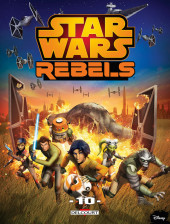 Star Wars - Rebels -10- Tome 10