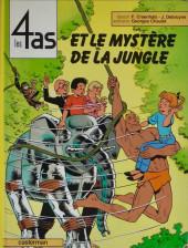 Les 4 as -29- Les 4 as et le mystère de la jungle