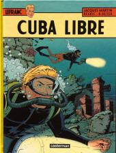 Lefranc -25a2017- Cuba libre