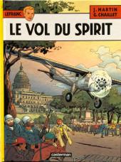 Lefranc -13e17- Le vol du spirit