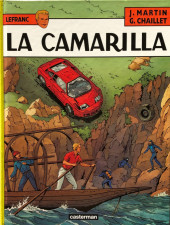 Lefranc -12c2015- La Camarilla