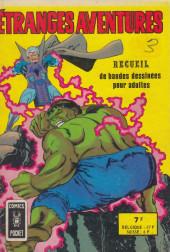Étranges aventures (1re série - Arédit) -Rec3219- Album N°3209 (n°39 et Eclipso n°47)