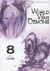 World War Demons -8- Tome 8
