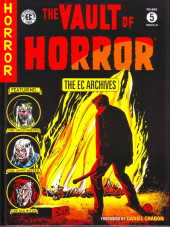 EC Archives (The) -15- The vault of horror