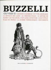 Buzzelli -2- Œuvres II