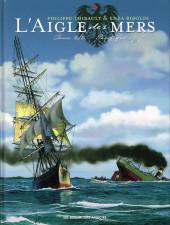 L'aigle des mers -2- Tome 2/2 - Pacifique 1917
