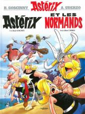 Astérix (Hachette) -9d2017- Astérix et les normands