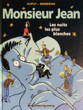 Monsieur Jean -2b05- Les nuits les plus blanches
