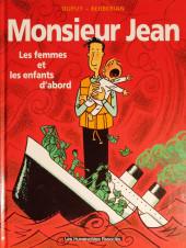 Monsieur Jean -3b05- Les femmes et les enfants d'abord