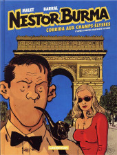 Nestor Burma -1312- Corrida aux Champs-Élysées