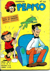 Pepito (1re Série - SAGE) -125- Ah,la danse!