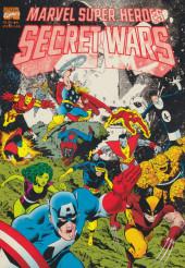 Marvel Super-Heroes Secret Wars (1984) -INT- Marvel Super-Heroes Secret Wars