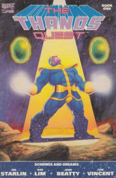 Thanos Quest (The) (1990) -1- The Thanos Quest #1