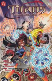 Titans: Scissors, Paper, Stone (1997) - Titans: Scissors, Paper, Stone