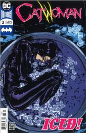Catwoman (2018) -3- Copycats Part 3