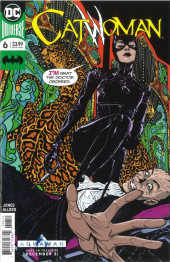 Catwoman (2018) -6- Copycats Finale