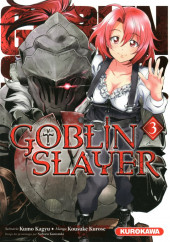 Goblin Slayer -3- Tome 3