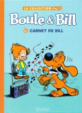 Boule et Bill -15- (Collection Eaglemoss) -3723- Carnet de Bill