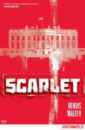 Scarlet (2018) -5- Issue 5