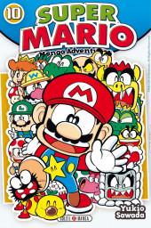 Super Mario - Manga Adventures -10- Tome 10