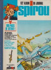 (Recueil) Spirou (Album du journal) -132'- Spirou album du journal