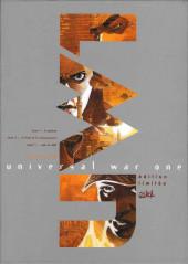 Universal War One -INT001- Coffret comprenant les 3 premiers tomes