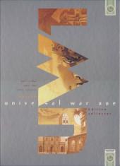 Universal War One -INT002- Coffret comprenant les 3 derniers tomes