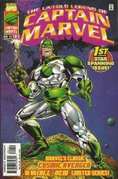 Untold legend of Captain Marvel (The) -1- Soldier