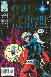 Captain Marvel (1995) -1- Junior Achievement