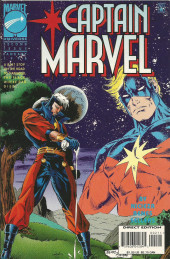Captain Marvel (1995) -2- Why is the sky blue?