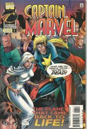 Captain Marvel (1995) -6- True Believers