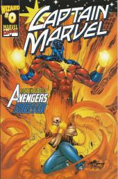 Captain Marvel (1999) -0- Halftime