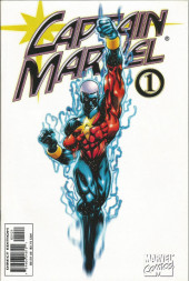 Captain Marvel (1999) -1- First contact